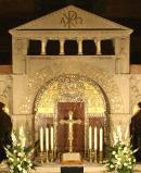 Ursprünglicher Altar