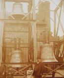 Einbau der Glocken